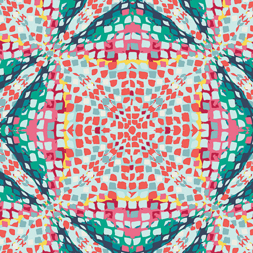 Sun Kissed Kaleidoscope in Poolside