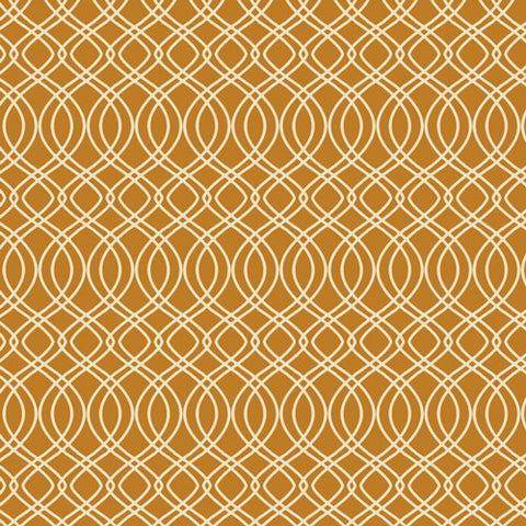 Splendor Knotted Trellis in Gold