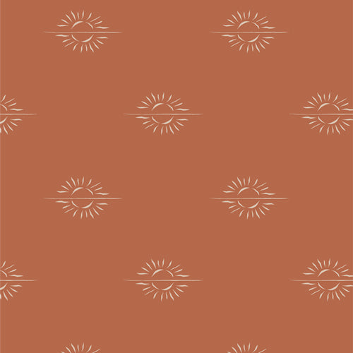 SPT-95222 Spirited Horizon Mirage in Clay by Sharon Holland for Art Gallery Fabrics at Pink Castle Fabrics