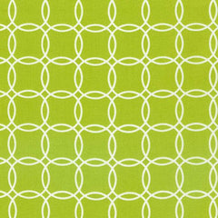Metro Living Overlapping Circles in Lime from Metro Living by Robert Kaufman House Designers  for Robert Kaufman