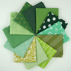 SSC - March - Half Stack Fat Quarter from Stash Stack Club