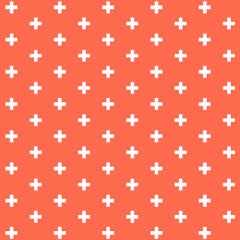 Positive in Marmalade from Snöfall by Dear Stella House Designers  for Dear Stella