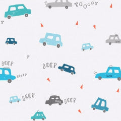 On My Way Vroom in Multi from On My Way by Dear Stella House Designers  for Dear Stella