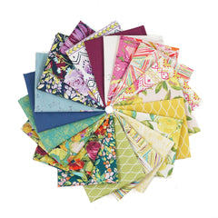 Sage - Fat Quarter Bundle from Sage by Bari J for Art Gallery