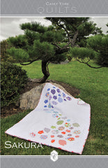 Sakura - PDF Quilt Pattern by Casey York Quilts