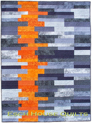 Sedimentary - PDF Quilt Pattern from Color Inspirations Club by Digital Download Patterns House Designers