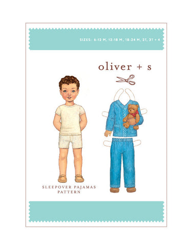 Sleepover 6m - 4 - PDF Apparel Pattern