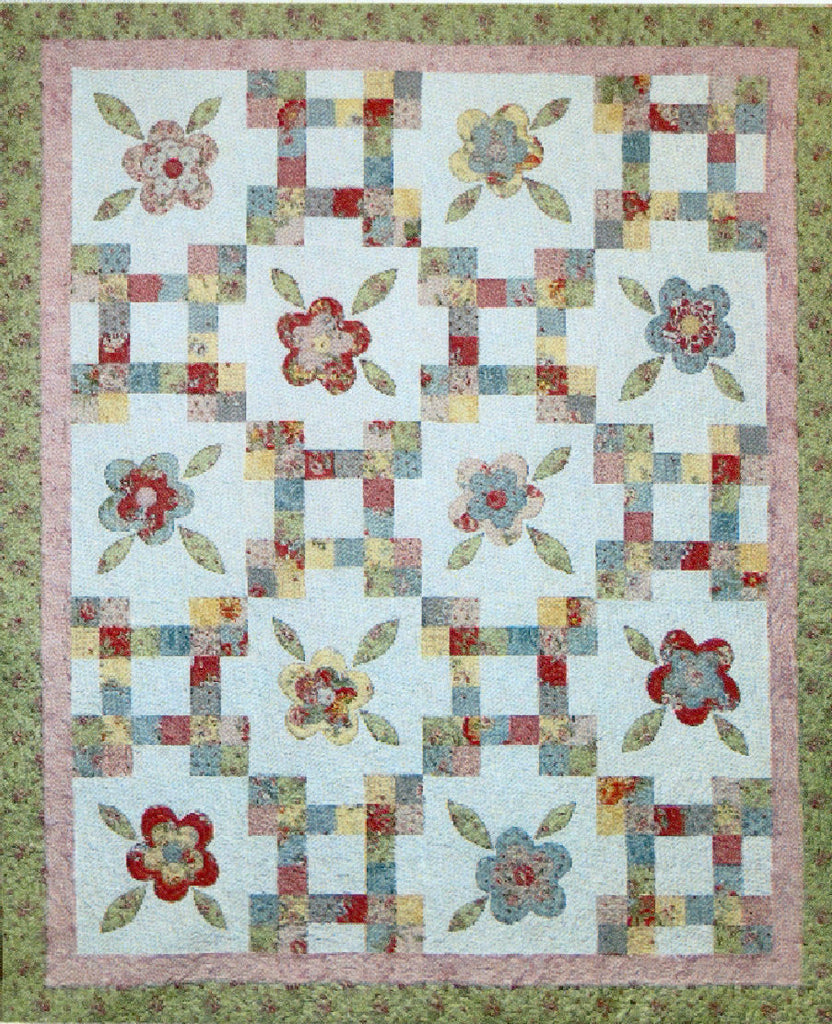 Square Dance - PDF Quilt Pattern by Cottage Quilt Designs | Modern ... : cottage quilt designs - Adamdwight.com