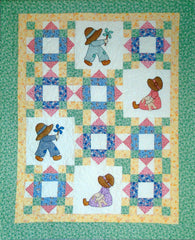 Sue and Sam - PDF Quilt Pattern by Cottage Quilt Designs