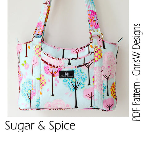 Sugar & Spice - PDF Accessory Pattern