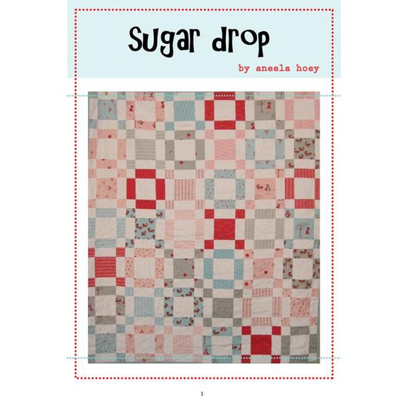 Sugar Drop - PDF Quilt Pattern