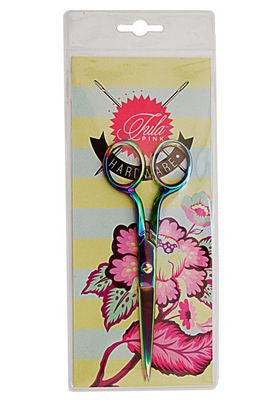"Tula Pink Hardware - 6"" Straight Scissors"