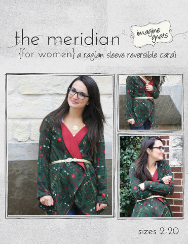 The Meridian - PDF Pattern