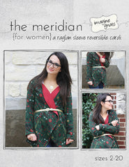 The Meridian - PDF Pattern by Imagine Gnats