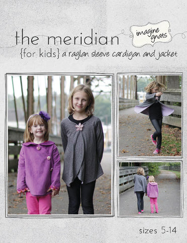 The Meridian For Kids - PDF Pattern