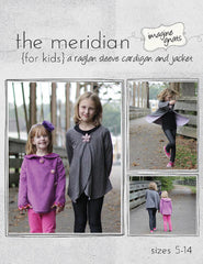 The Meridian For Kids - PDF Pattern by Imagine Gnats