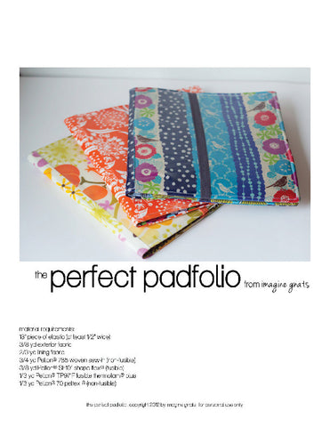 The Perfect Padfolio - PDF Pattern