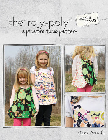 The Roly Poly - PDF Pattern
