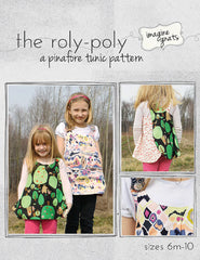 The Roly Poly - PDF Pattern by Imagine Gnats