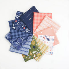 Trail Mix - Fat Quarter Bundle from Trail Mix by Rae Ritchie for Dear Stella