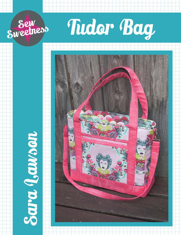 Tudor Bag - PDF Accessory Pattern