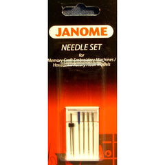 Needle Set (Assorted) (200343004) for Janome