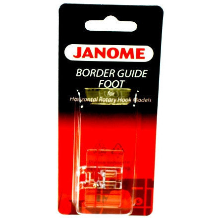 Border Guide Foot (200434003)