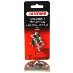 Convertible Free Motion Quilting Foot Set (767433004) for Janome