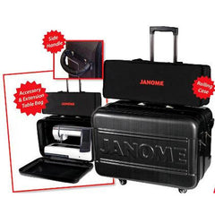 HORIZON ABS HARD ROLLER CASE (HORIZONHARDCASE) from Janome In Store Only for Janome