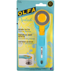 Olfa Splash 45 mm Rotary Cutter from Cutting Tools for Olfa
