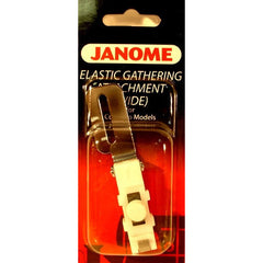 Elastic Gathering Attachment (wide) (795805101) for Janome