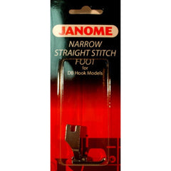 Narrow Straight Stitch Foot (767406019) for Janome