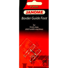 Border Guide Foot (202084000) for Janome