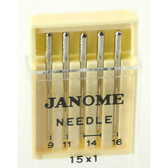 Universal / Assortment / 5 per package (990100000) for Janome