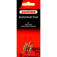 Buttonhole Foot (202082008) for Janome