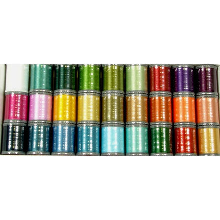 Polyester Embroidery Thread Assortment #2 (200920104)