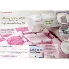 Professional Quilting Kit (860445012) for Janome