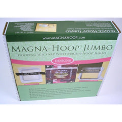Magna Hoops for Giga Hoop (MAGNAJSET) for Janome