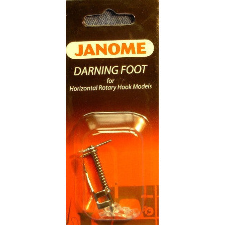 Darning Foot Top Load (200349000)