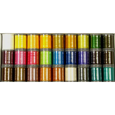 Polyester Embroidery Thread Assortment #3 (200920207)