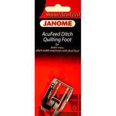Acufeed Ditch Quilting Foot (202103006) for Janome