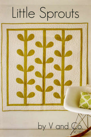 Little Sprouts - Paper Quilt Pattern