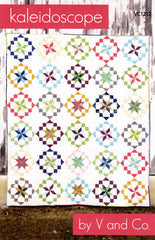 Kaleidoscope - Paper Quilt Pattern by V and Co.