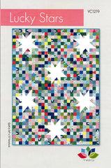 Lucky Stars - Paper Quilt Pattern by V and Co.