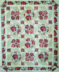 Whirligig - PDF Quilt Pattern by Cottage Quilt Designs