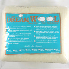 Quilters Dream Wool in Queen Size for Quilter's Dream