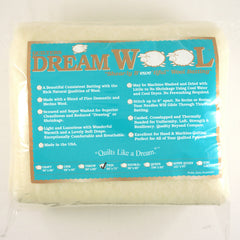 Quilters Dream Wool in Twin Size for Quilter's Dream