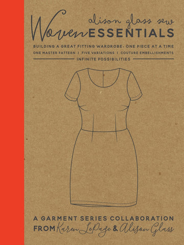 Alison Glass Sew Woven Essentials - Printed Apparel Pattern