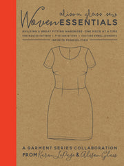 Alison Glass Sew Woven Essentials - Printed Apparel Pattern from Japanese Quilt Artist Series by Alison Glass Design for World Book Media