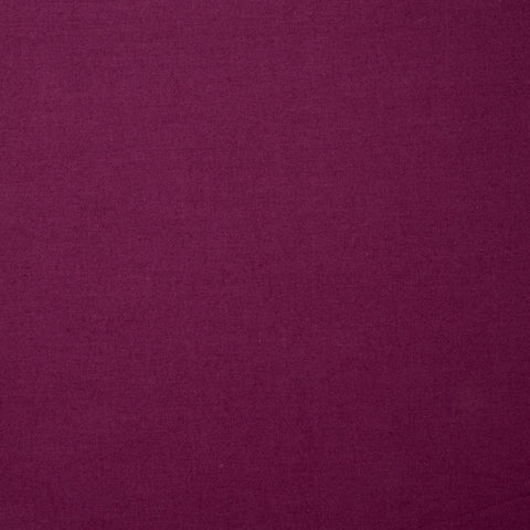 Cotton Supreme Solid in Black Cherry